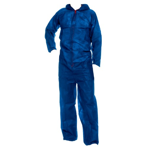 Korttidsoverall WORKSAFE PP Coverall