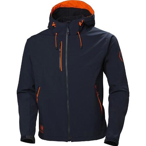 Sweatshirt jacka med huva 7464 SSL | Fristads