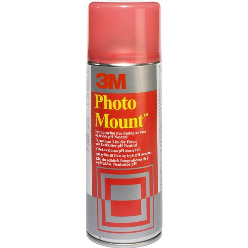 Spraylim 3M Scotch Photo Mount 7024