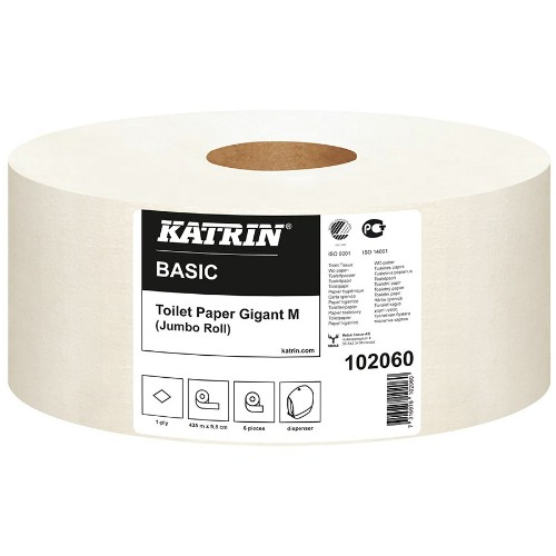 Toalettpapper KATRIN Basic Giant M